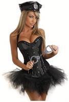 Womens Cop Halloween Costumes