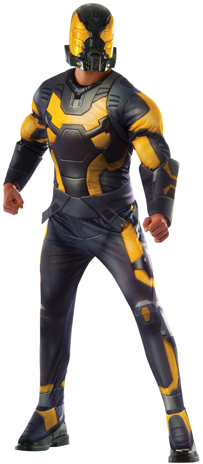 Men's Ant Man Yellow Jacket Deluxe Adult Costume - One-Size BS-242485