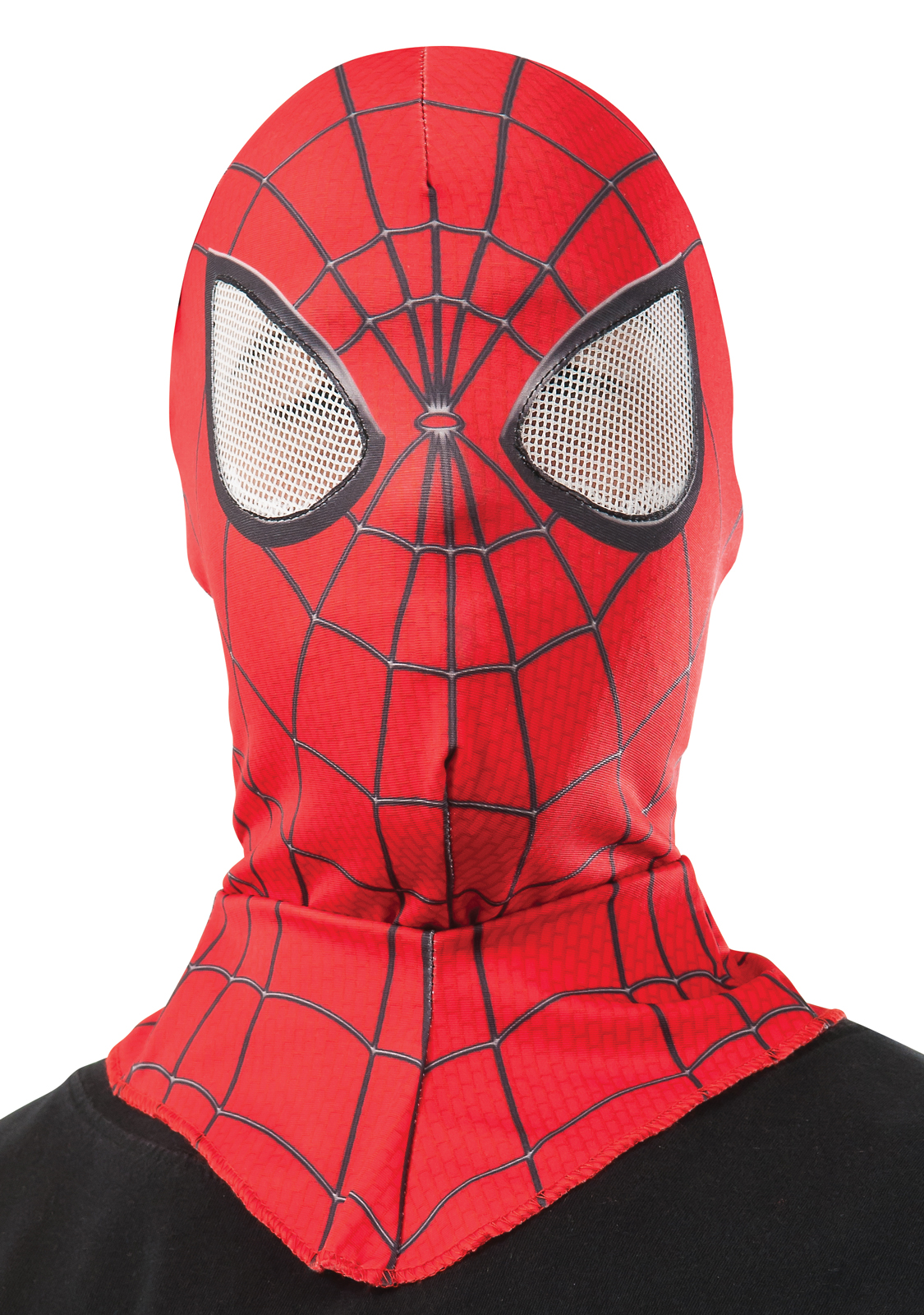 Men's Spider-man Adult Hood - Red - One-Size BS-242503