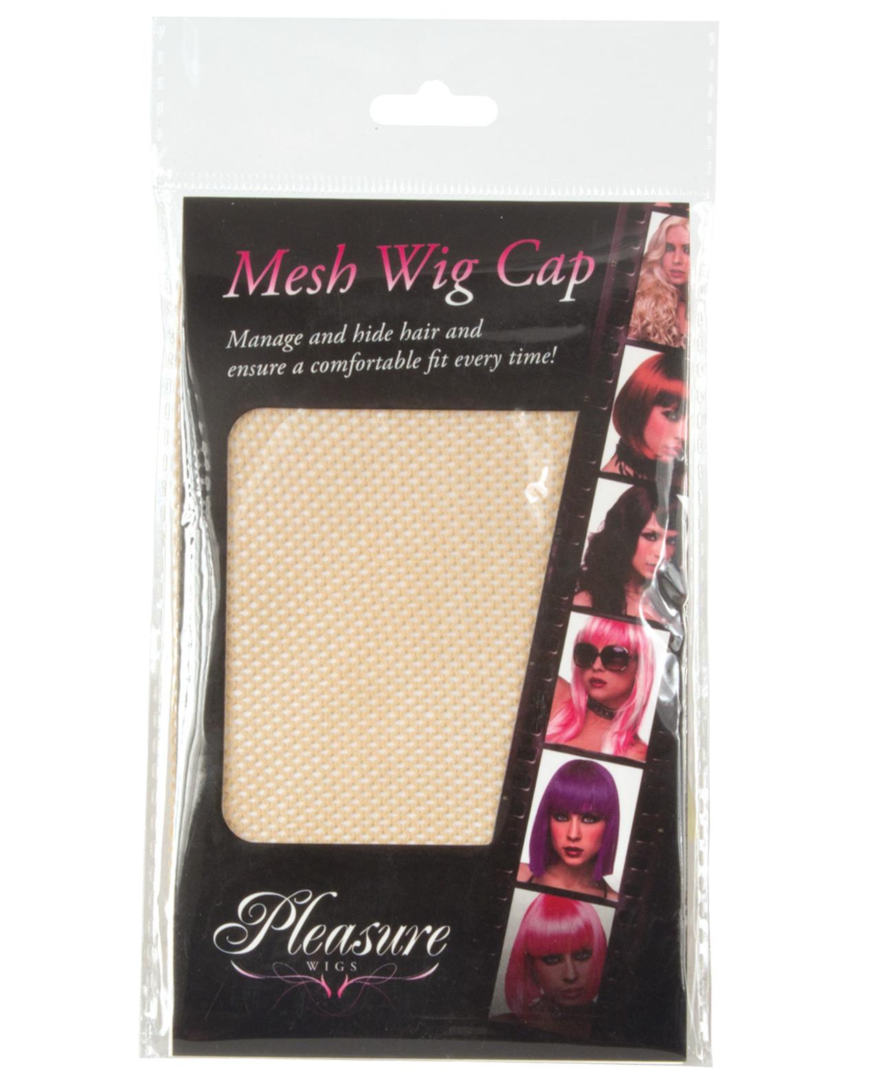 Women's Wig Cap - Nude - Standard ED-PW1002