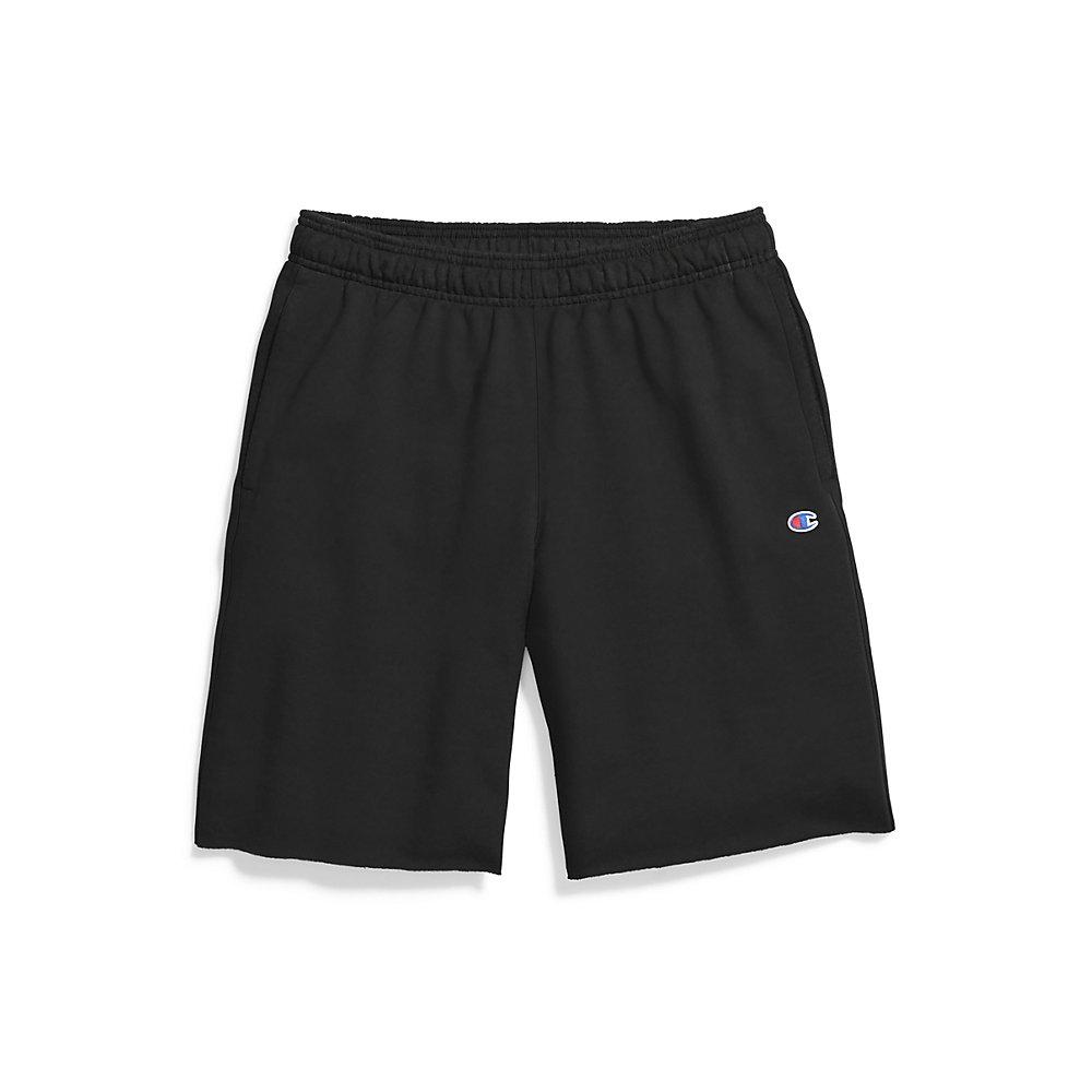 Champion Men's Powerblend Fleece Shorts - SpicyLegs.com