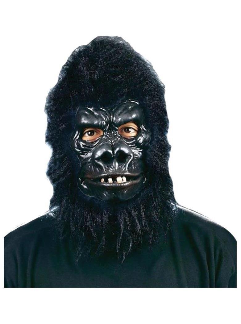 Men's Gorilla Deluxe Mask - Standard MC-2509BS