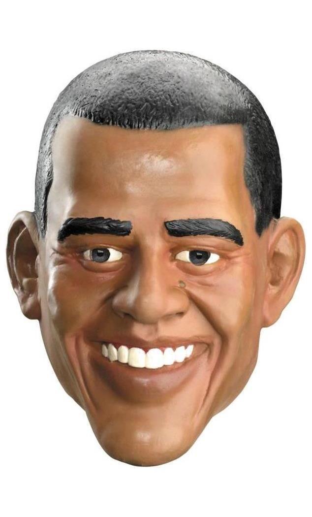 Men's Obama Mask - Standard MC-DG10587