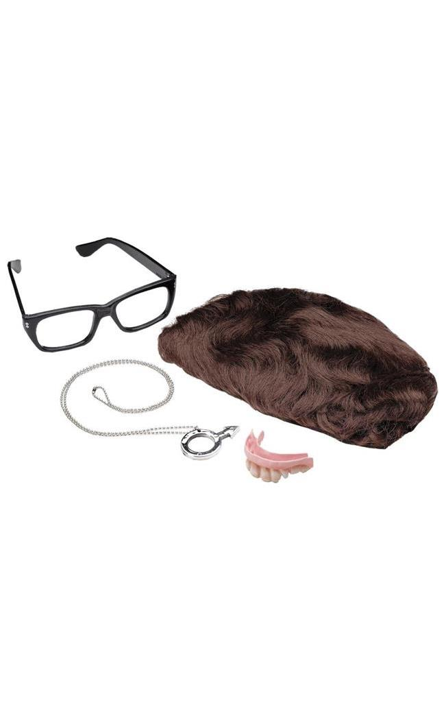 Women's Austin Powers Accessory Kit - Standard MC-DG18014