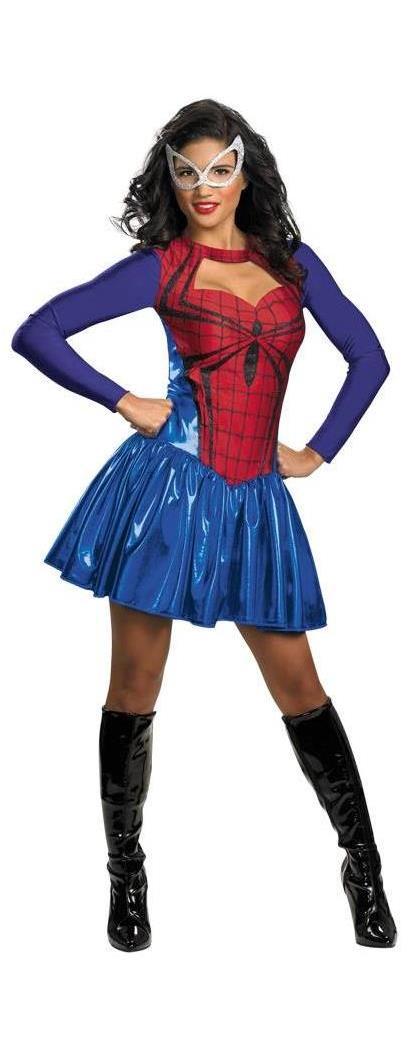 Women's Spider-Girl Classic Costume - Standard MC-DG39610N