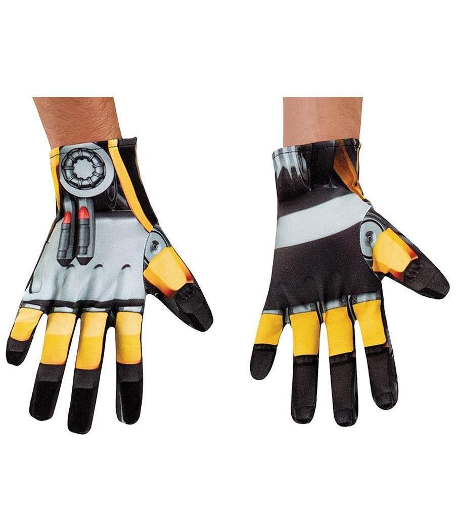 Transformers Bumblebee Adult Gloves - Standard MC-DG73574