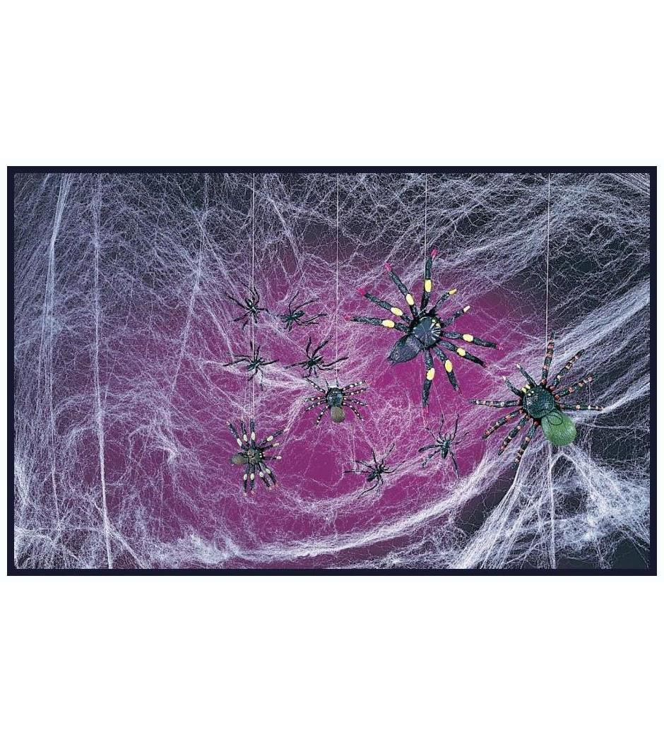 Men's Spooky Spiders And Webs - Standard MC-FW8827