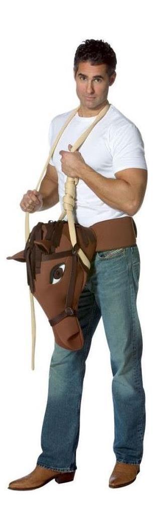men hung like a horse