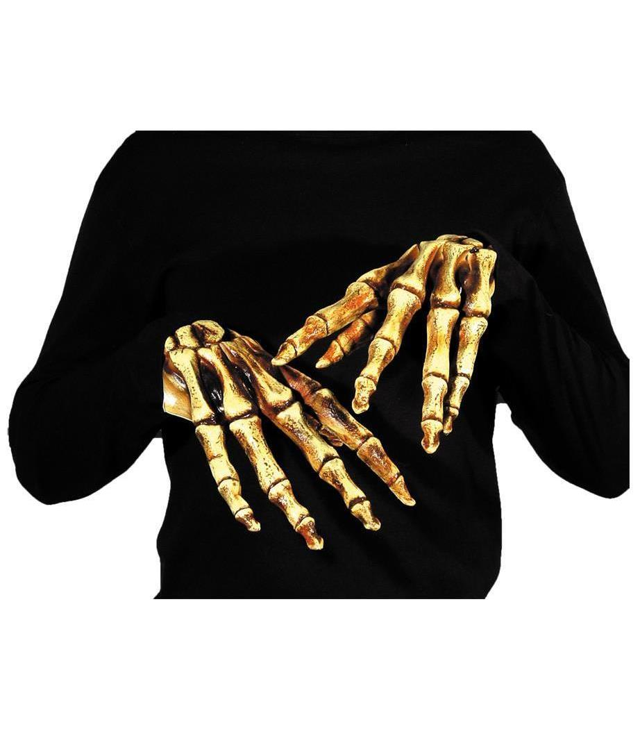 Men's Hands Bones Gloves - Standard MC-MR156001