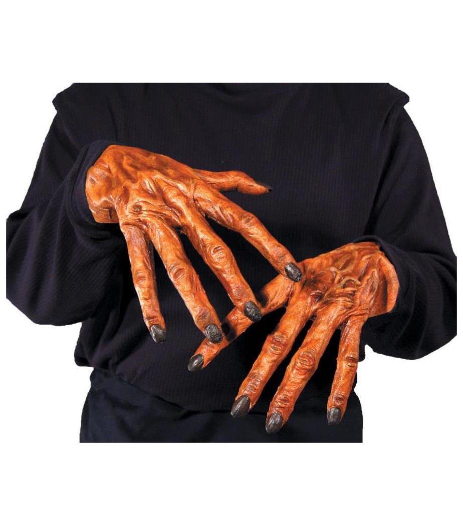 Men's Hands Werewolf Gloves - Standard MC-MR156017
