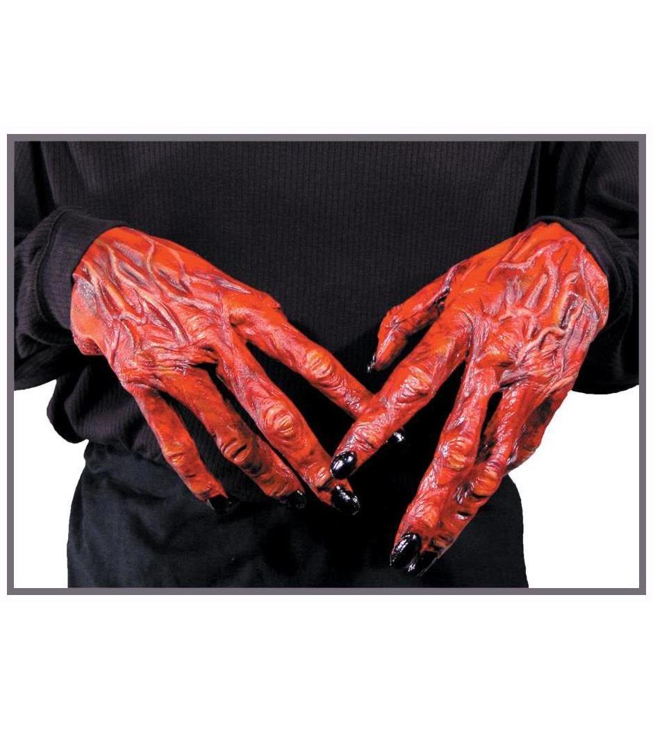 Men's Hands Devil Gloves - Standard MC-MR156018