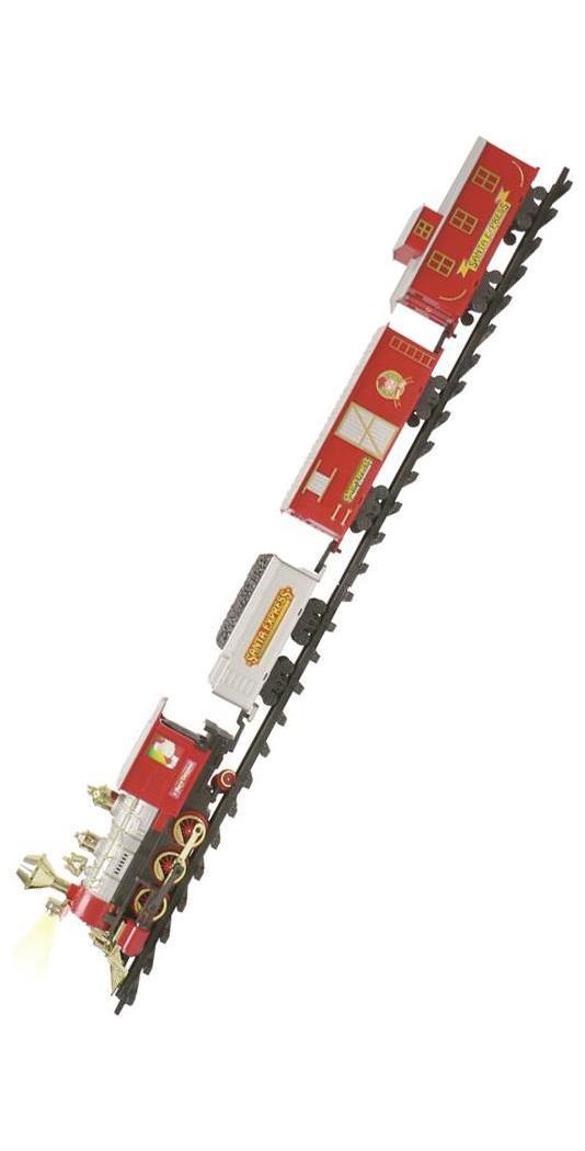 Kids Train Santa's Jumbo Express - Standard MC-MR523019