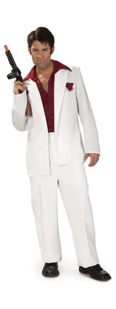 Men's Tony Montana Scarface Costume - Standard MC-RU16947