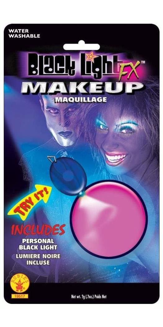 Blacklight Makeup Pink Glow - Standard MC-RU19516