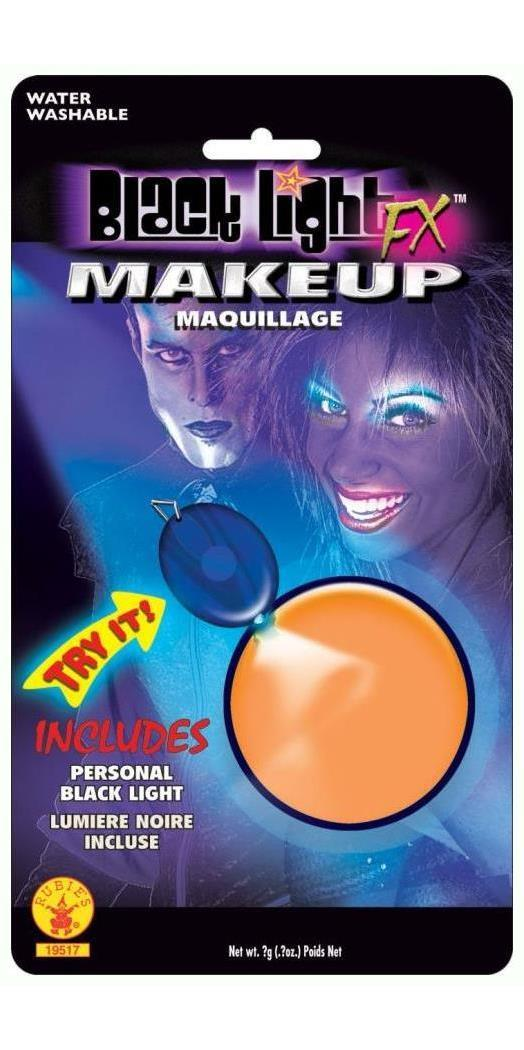 Blacklight Makeup Orange Glow - Standard MC-RU19518