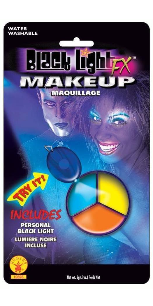 Blacklight Makeup Tri Color Pod - Standard MC-RU19525