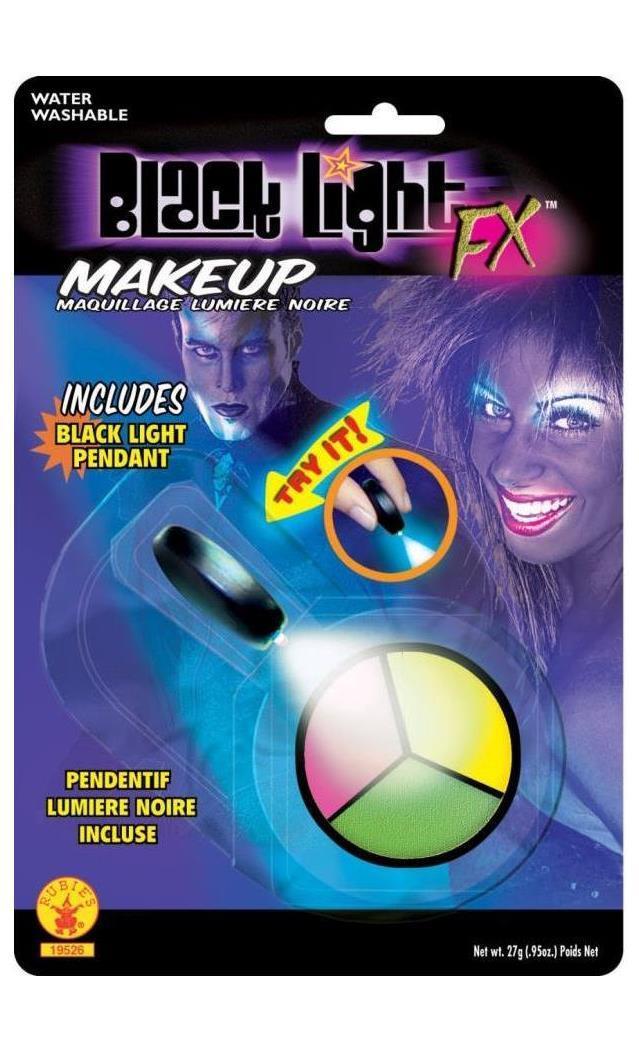 Blacklight Makeup Tri Color Pod - Standard MC-RU19526