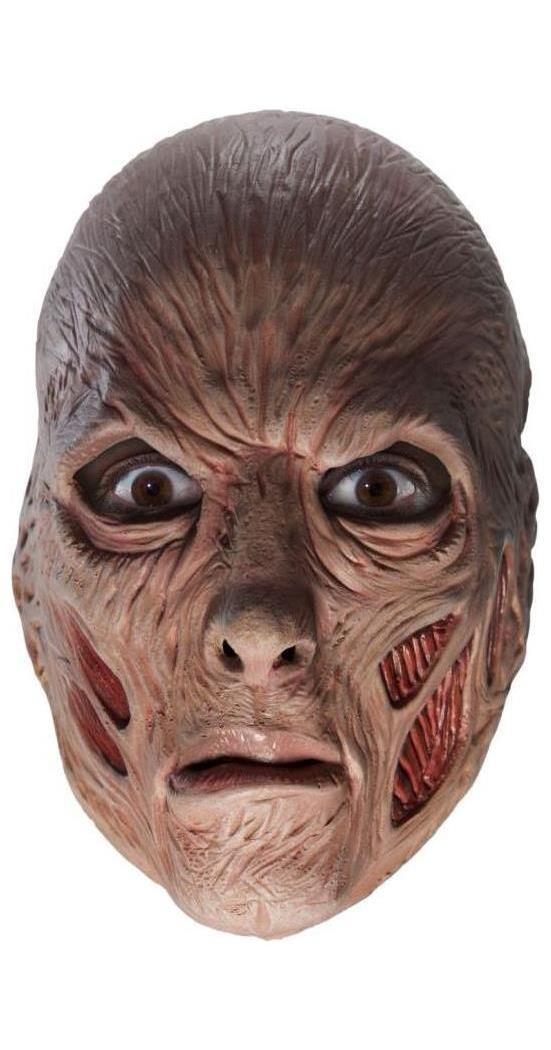 Men's Freddy Krueger 3/4 Adult Mask - Standard MC-RU4642