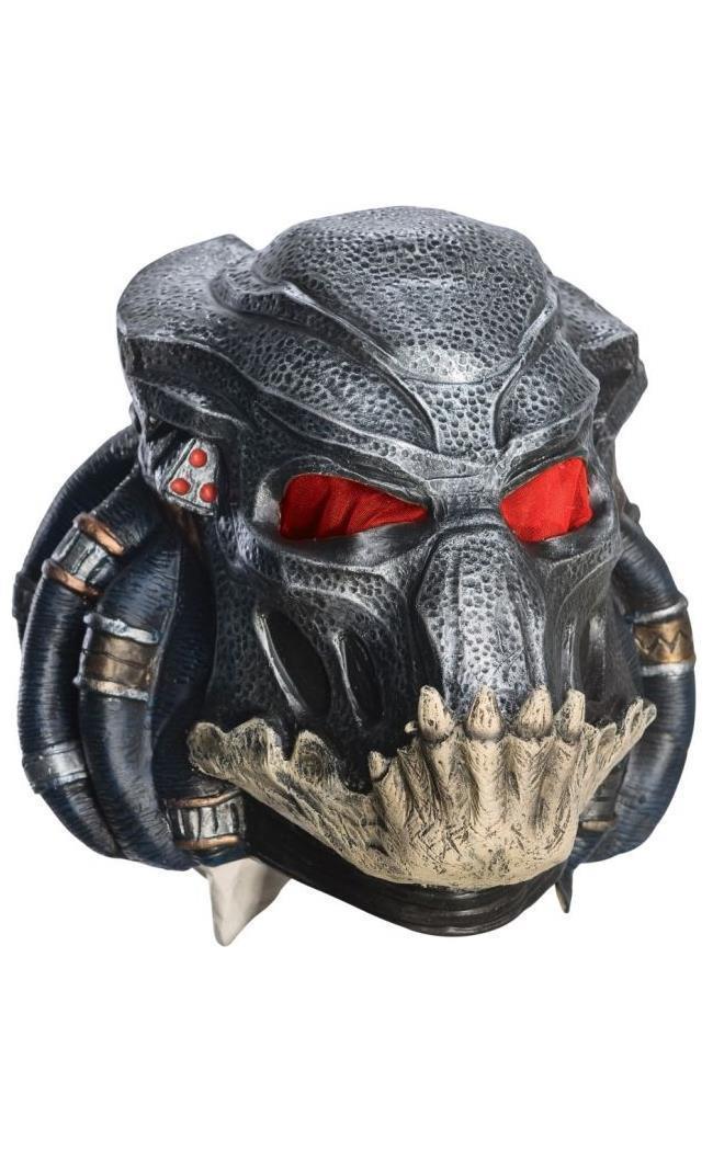 Men's Predator Adult 3/4 Vinyl Mask - Standard MC-RU4717