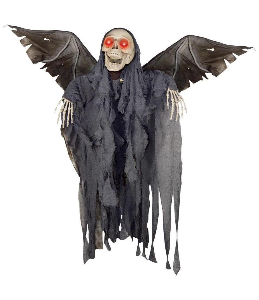 Animated winged reaper decoration for Animated flying reaper decoration