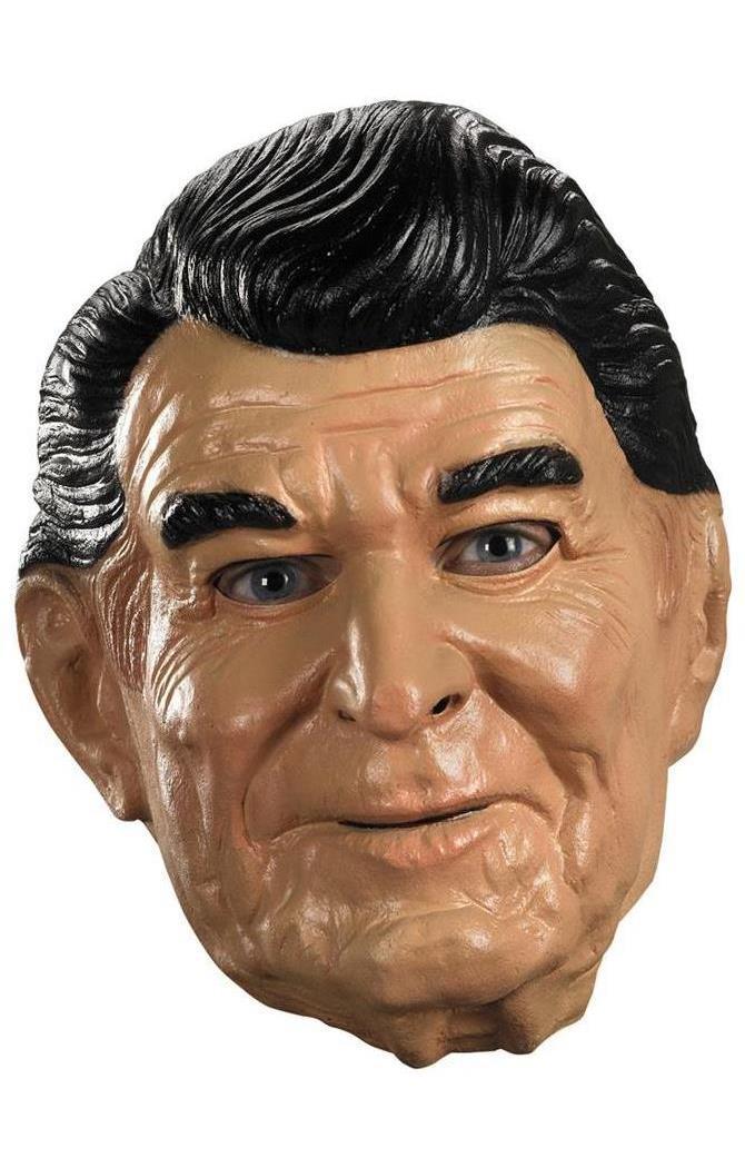 Men's Ronald Reagan Mask - Standard MC-TF6003