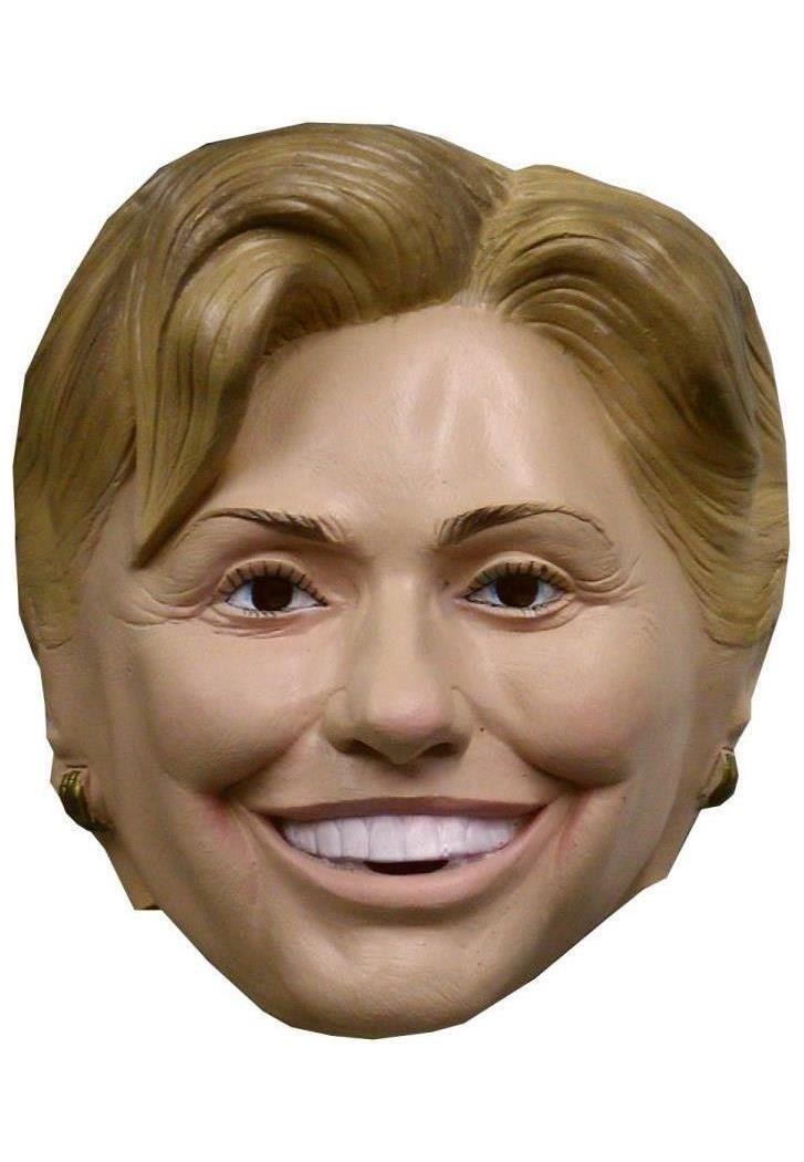 Men's Hillary Rodham Clinton Mask - Standard MC-TF60032