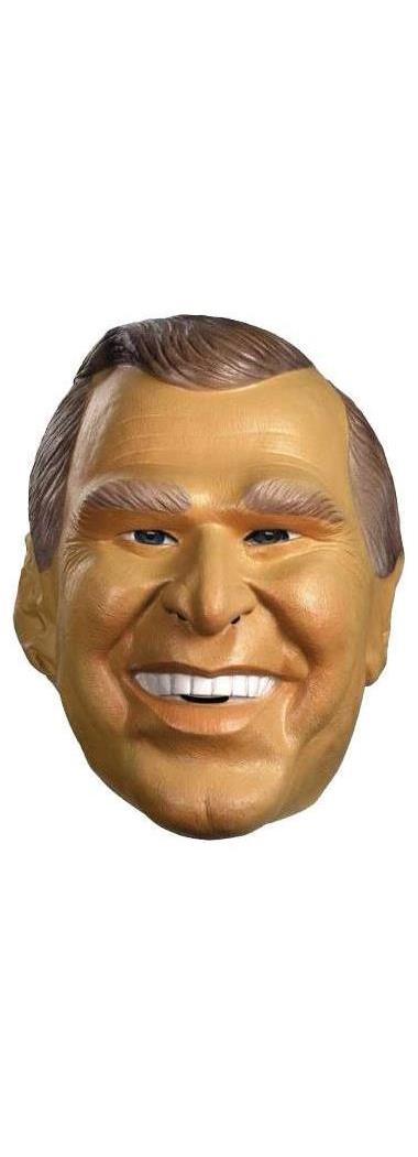 Men's Bush George Walker Mask - Standard MC-TF60039
