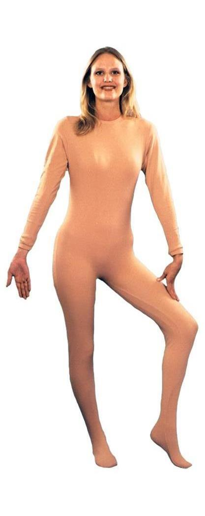 Women's Nude Body Suit - Large MC-UA26LG
