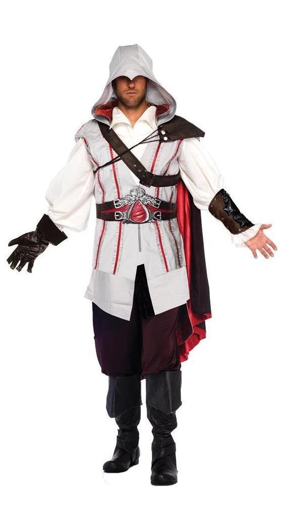 Men's Assassins Creed 2 Adult Costume - 38-40 MC-UAAS85034ML