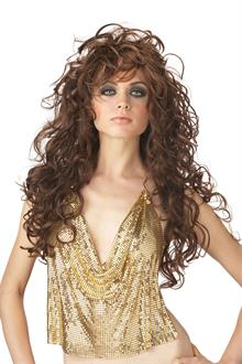 Women's Seduction Wig - Brown - Brown