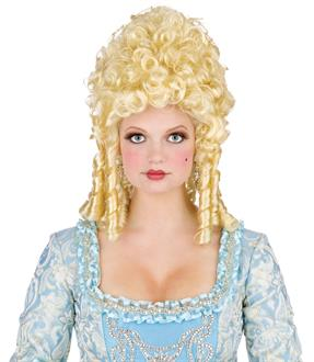 Women's Saucy Marie Wig Adult - White - One Size