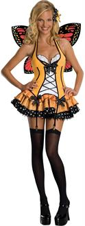 Women's Fantasy Butterfly Adult Costume