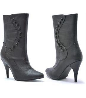 Women's Ruth Victorian (Black) Adult Boots