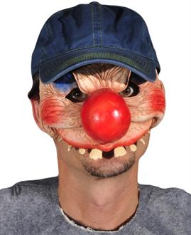 Women's Clowning Around Adult Mask - One Size Fits Most Adults