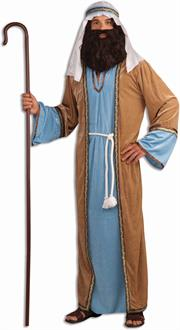 Men's Joseph Adult Costume - White - Standard One-Size for Easter Day