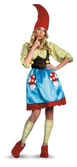 Women's Ms. Gnome Adult Costume
