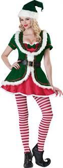 Women's Holiday Honey Adult Costume