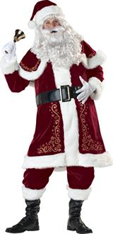 Men's Jolly Ole St. Nick Adult Costume