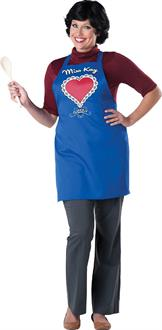 Women's Duck Dynasty - Miss Kay Adult Costume - Blue for Halloween