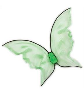 Women's Hot Color Butterfly Wings - Green - One-Size