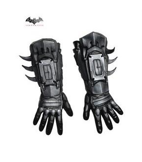 Mens Arkham Batman Deluxe Gloves