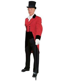 Men's Red Tail Regency Collection Adult Suit