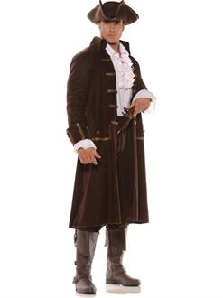 Captain Barrett Men's Costume - One-Size