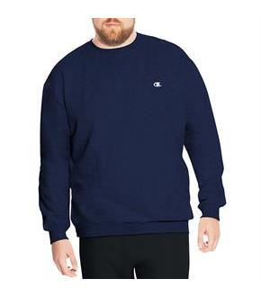Champion Big and Tall Men's Fleece Sweatshirt