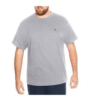Champion Big and Tall Men's Short Sleeve Jersey Tee