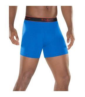 Men's Champion Active Performance Regular Boxer Brief 3-Pack