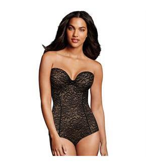 Women's Maidenform Sexy Lace Firm Control Convertible Bodybriefer