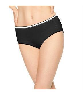 Women's Cool Comfort Cotton Stretch Brief P8