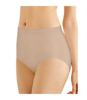 Women's Bali Seamless Brief With Tummy Panel Ultra Control 2-Pack