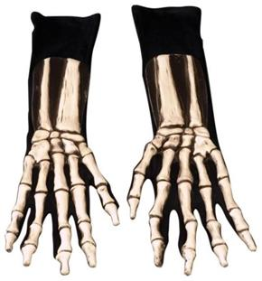 Skeleton Gloves - Standard